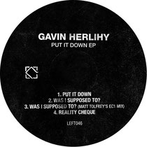 Gavin Herlihy