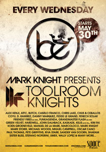 Toolroom Knights Ibiza