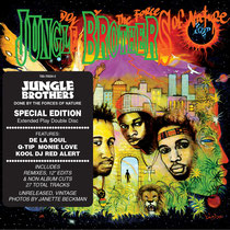 Jungle Brothers | Done By The Forces Of Nature | Traffic Entertainment
