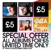 Toolroom Records | £5 Offer