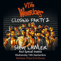 VIVA Warriors Closing Party 2