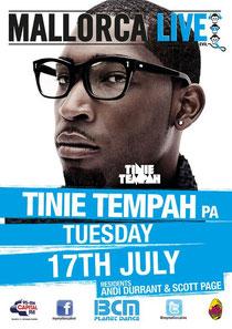 Tinie Tempah | Mallorca Live