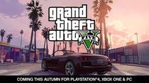 Grand Theft Auto V®