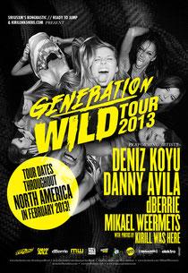 Generation Wild Tour 2013