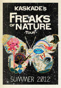 Kaskade Freaks Of Nature Tour