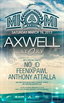 Axwell | Miami