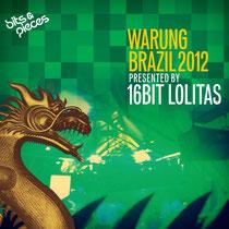 16Bit Lolitas | Warung Brazil 2012
