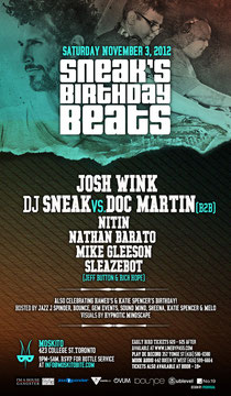 DJ Sneak's Birthday Beats
