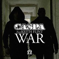Caspa Feat Keith Flint | War