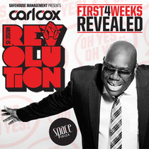 Carl Cox | Music Is Revolution