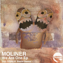 Moliner | We Are One EP