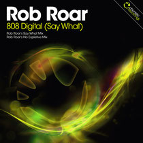 Rob Roar | 808 Digital (Say What)
