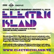 Electric Island 2014 | justaweemusicblog.com