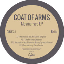 Coat Of Arms | Mesmerised EP