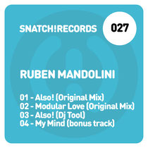 Ruben Mandolini | Snatch Records