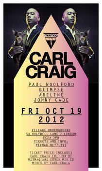Carl Craig | Mixmag Live