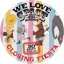 We Love... Closing Fiesta | Space