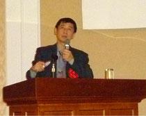 講師の金田義行氏