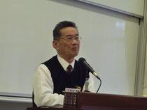 坂本龍馬記念館の森健志郎館長による講演