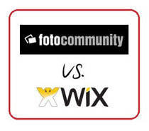 Fotocommunity vs. Wix