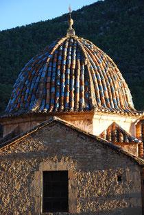 Detalle de la cúpula