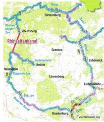 Kanalbau könnte eine Lücke  schließen.