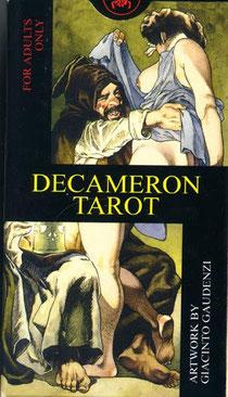 Decameron Tarot - Érotique - Boîte