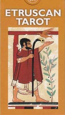 Etruscan Tarot - Boîte