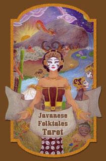 Javanese Folktales Tarot - Boîte