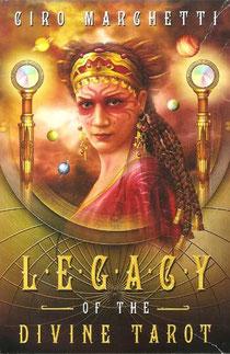 Legacy of the Divine Tarot - Boîte