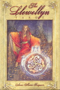 Llewellyn Tarot - Boîte
