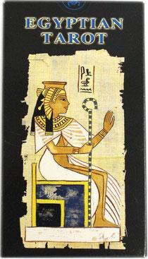 Egyptian Tarot - Boîte