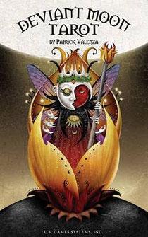 Deviant Moon Tarot - Boîte