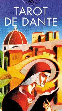 Tarot de Dante - Boîte