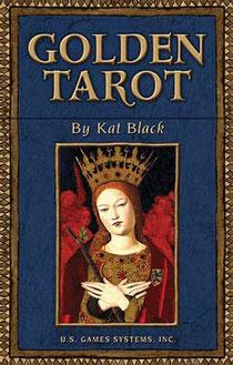Golden Tarot - Boîte
