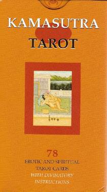 Kamasutra Tarot - Érotique - Boîte