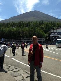 【富士山5合目】