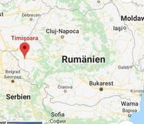 Da gehts hin! Ins wunderschöne Timisoara, eine Stadt im Westen Rumäniens.