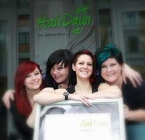 Team Hair Daun