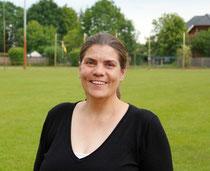 Sportwartin Britta Lühr