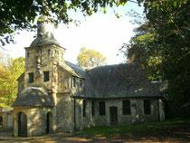 Chapelle Notre Dame de Grace à Honfleur