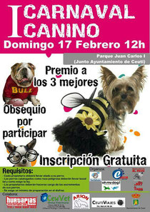 Carnaval canino 2013