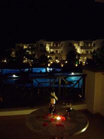 Unser Balkon auf Lanzarote