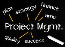 的確なプロジェクト管理でプロジェクトを成功に導きます。