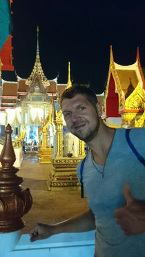 Night Market Phuket Downtown