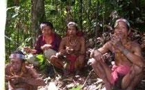 Ureinwohner Sumatras