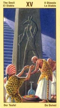 Таро Вечности Рамзеса II