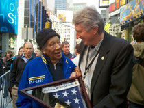 Dick Fosbury & Alice Coachman