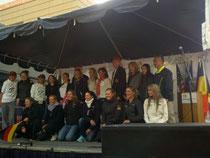Boise Wak to London & Exergy Tour Olympians