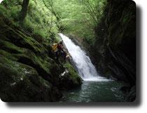 Barrancos Asturias, Cangas de Onís